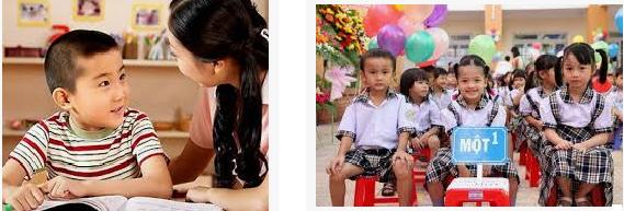 Cần tuyển gia sư dạy lớp 1 tại quận Gò Vấp