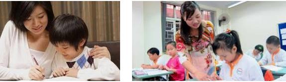 Tìm giáo viên dạy lớp 1 tại quận Phú Nhuận