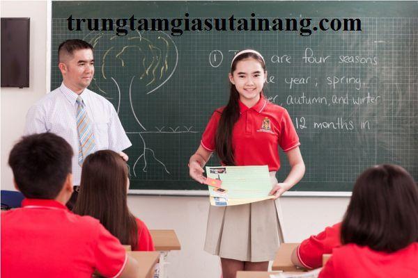 Tuyển gia sư dạy chương trình song ngữ